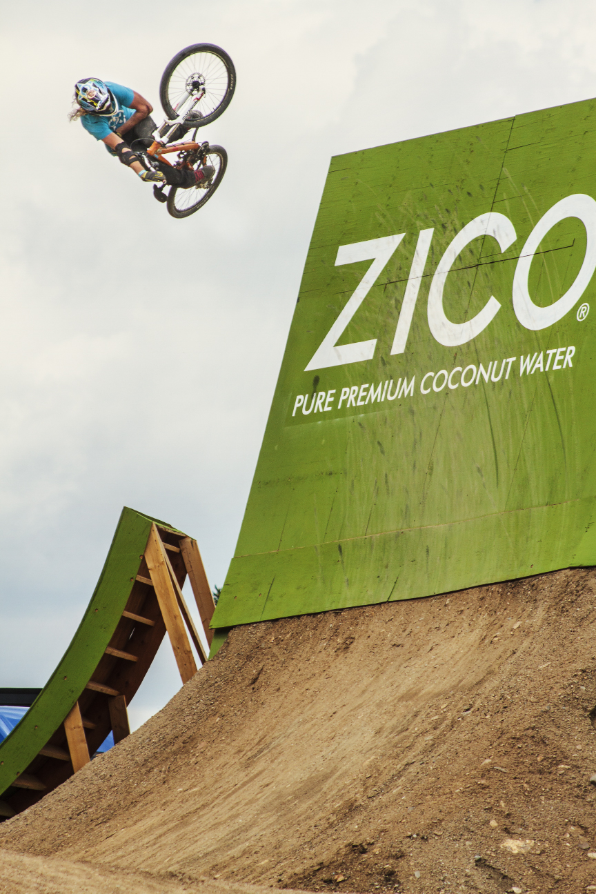Slopestyle Qualifiers at 2013 Colorado Freeride Festival