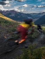 Crested Butte Big Mountain Enduro Race