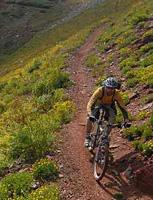 Kennebec Pass, Big Mountain Enduro, Durango