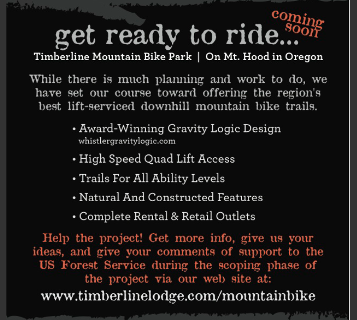 Timberline Mtb Bike Trails Preview