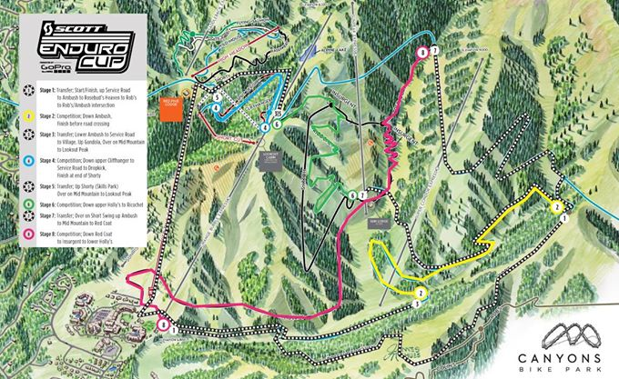2014-Canyons-Enduro-MTB-Course-Map