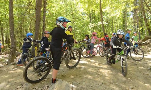 Highland Bike Parks Kids Camps