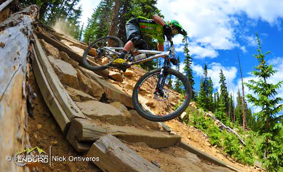 KEYSTONE BIG MOUNTAIN ENDURO | MTBPARKS