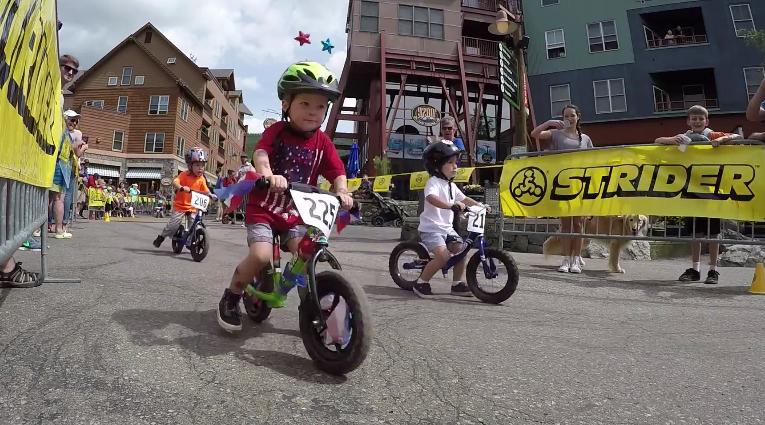 Keystone Strider Bike Series for Kids