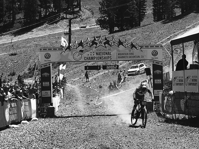 2015 MAMMOTH NATIONALS | AARON GWIN | MTBPARKS.COM
