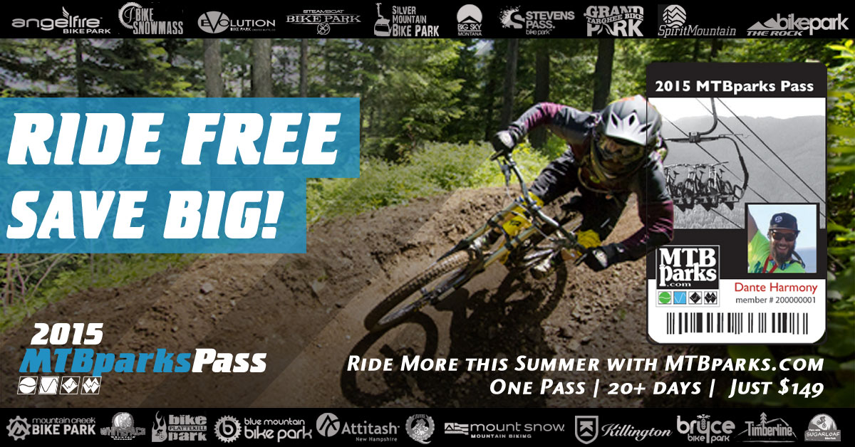 MTBPARKS PASS | FREE LIFT TICKETS AND DISCOUNTS | MTBPARKS.COM