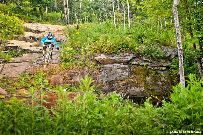 Spirit Mountain Bike Park | Photo IMBA/COGGS