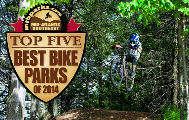 BLUE MOUNTAIN PA | RIDERS CHOICE AWARDS | MTBPARKS.COM