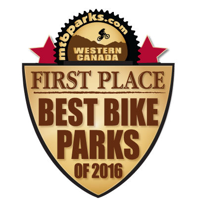 2016 Best Bike Parks Riders' Choice Awards Winner: Western Canada | Whistler Bike Park