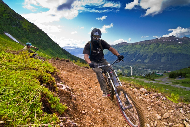 Alyeska-Bike-Park-Overview