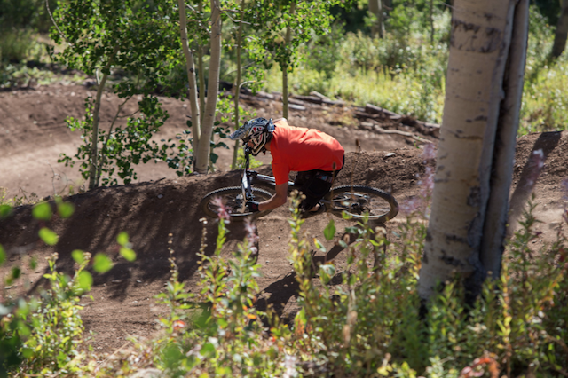 Best Bike Parks: Grand Targhee, WY