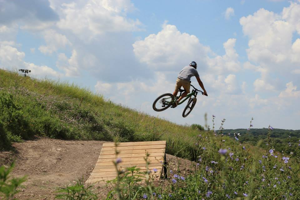 Best Bike Parks: The Rock, WI