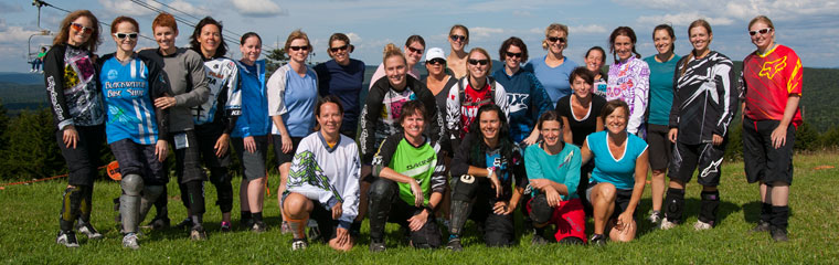 Kona Women's Weekend at Snowshoe