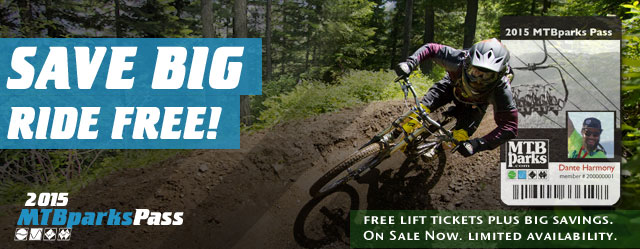 Ride Free with the MTBparks Pass!