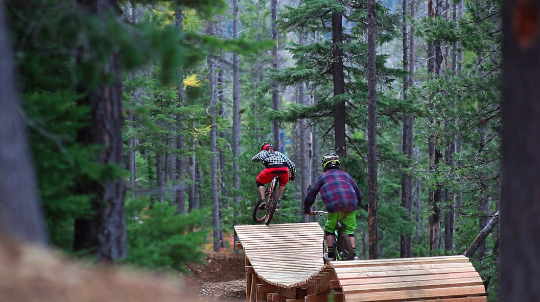 Silver Mountain Bike Park | Rated #4 in the Northwest by MTBparks.com Readers