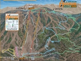 Snow Summit Adventure Park Trail Map