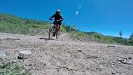 Down Tenderfoot Trail
