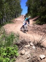 Steamboat Bike Park Tenderfoot Trail