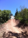 Steamboat Bike Park Buckin Bronc Trail
