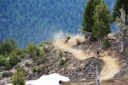Mt. Bachelor Bike Park Opening Day