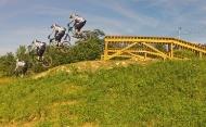 Blue Mountain Bike Park Progression Drop Sequence