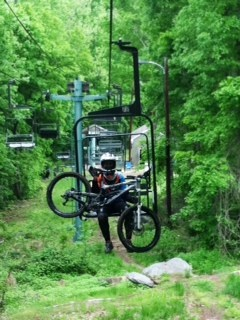 Launch Chair Lift