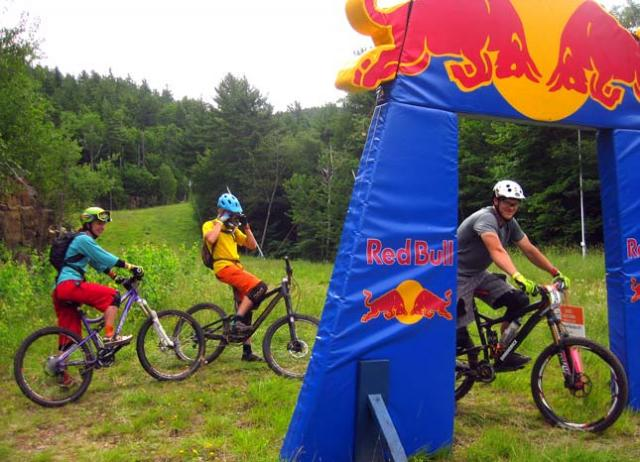 Attitash POC ESC Enduro Series 2 Start