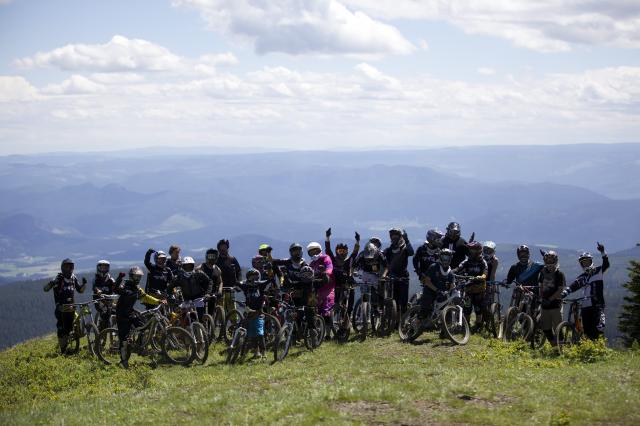 Elevate MTB Camps