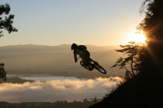 Tamarack Resort's Bike Park Ranked #3 in the PNW!