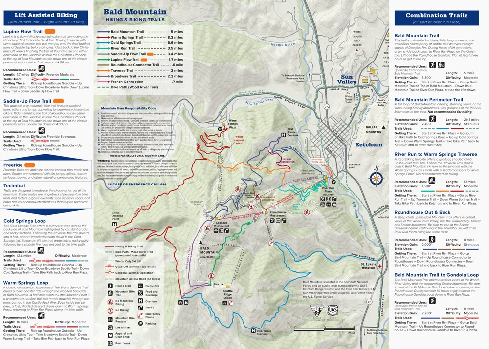 Sun Valley Mountain Bike Park
