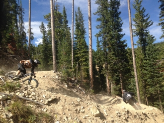 Big Sky Resort Bike Park