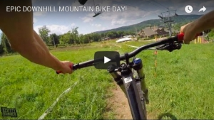 VIDEO: 'EPIC DOWNHILL MOUNTAIN BIKE DAY!' - Scotty Cranmer, Mountain Creek