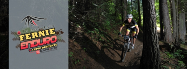 Wild Mountain Fernie Enduro: 4 Epic Descents