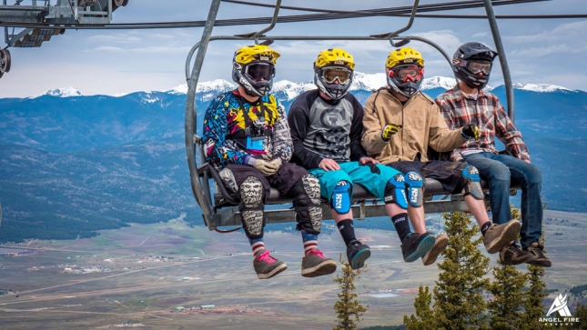 Angel Fire Joins the MTBparks Pass Once Again to Offer a Free Day + 50% Off All Season