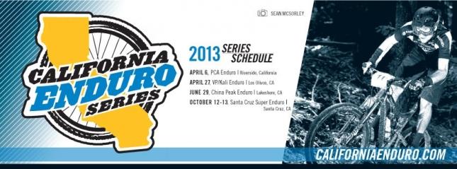 2013 California Enduro Bike Race Series Schedule Announcement