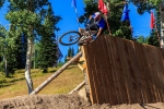 There is no shortage of well built trails or beautiful views at Grand Targhee