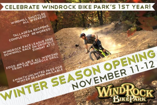Windrock celebrates 1-year anniversary this weekend.