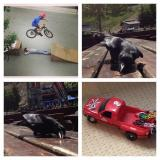 Kids & Crows taking over Whistler Bike Park