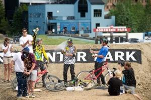 Trestle Bike Park Competition