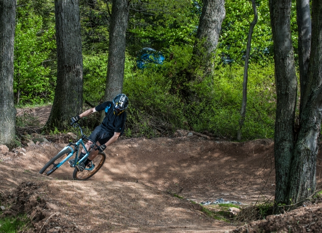 FIRST CHAIR ALERT: Blue Mountain Bike Park, PA, Opens for 2015