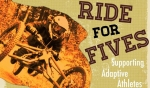 Help support adaptive athletes at Thunder Mountain's Ride for Fives.