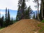 'Rock Garden' Trail Latest in Resort's Commitment to Progression of the Tetons as a Premier Riding Destination