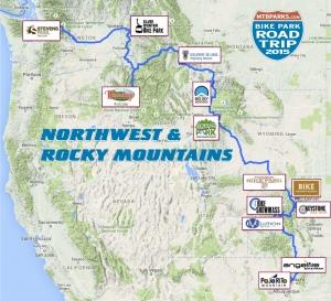 BIKE PARK ROAD TRIP: 13 Must Ride Downhill Mountain Biking Destinations in the West