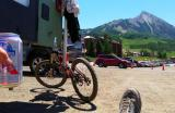 MTBparks Ambassador Matt Reichle Checks Out Evolution Bike Park