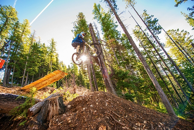 Silver Mountain Bike Park will open Memorial weekend, weather permitting.