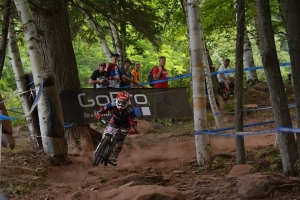 RIDE A WORLD CUP TRACK: Windham Mountain Bike Park