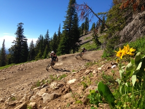 RIDING WYDAHO: Grand Targhee Bike Park
