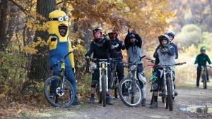 HALLOWEEN JUMP JAM: Mountain Creek Bike Park