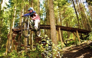 NEW MEXICO'S BEST KEPT SECRET: Pajarito Mountain Bike Park