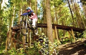 NEW MEXICO'S BEST KEPT SECRET: Pajarito Mountain Bike Park